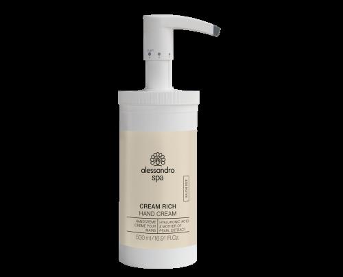 SPA Cream Rich SALON  500 ml