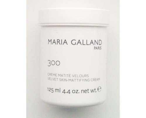 300 Velvet skin mattifying cream, 125 ml