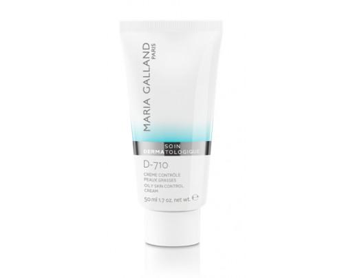 D-710 Oily skin control cream, 50 ml