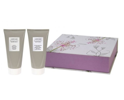 TRANQUILLITY ™ KIT (Tranquillity Shower Cream 200 ml + Tranquillity Body Lotion 200 ml)